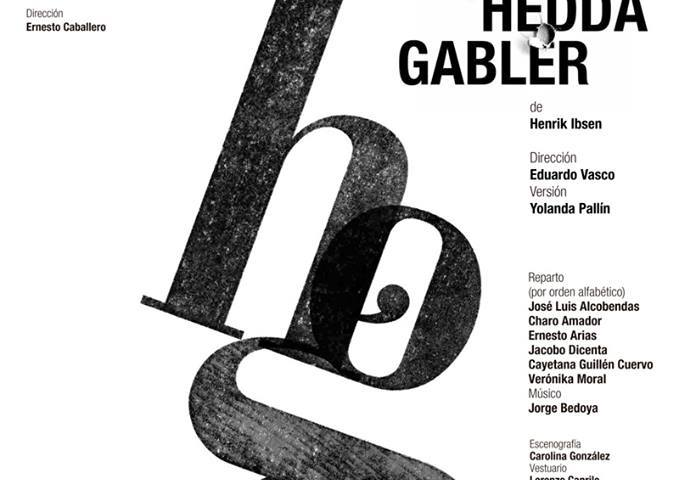 HEDDA GABLER en el Teatro María Guerrero