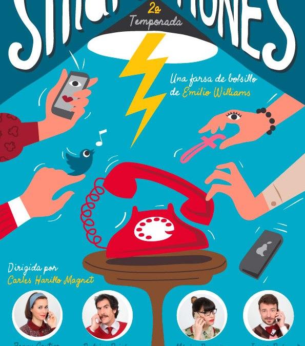 SMARTPHONES en el Teatro Lara