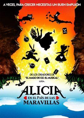 ALICIA EN EL PAIS DE LAS MARAVILLAS, Teatro Maravillas