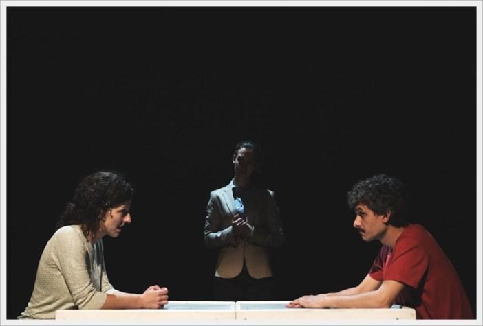 La mirada del otro en el Teatro del Barrio