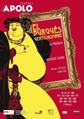 El Burgués Gentilhombre de Molière
