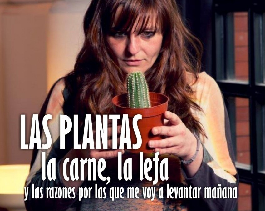 LAS PLANTAS de Pablo Messiez