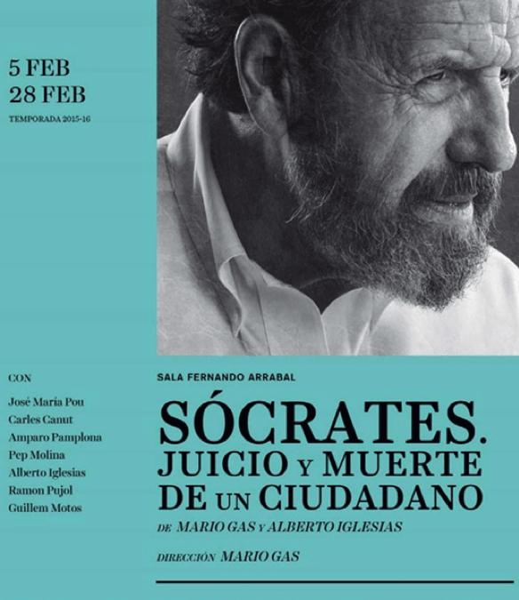 SÓCRATES Juicio y muerte de un ciudadano en las Naves del Español