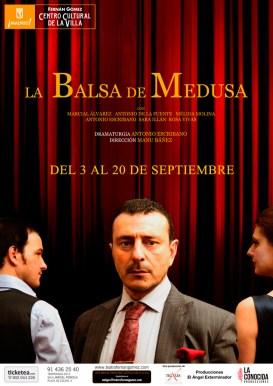 LA BALSA DE MEDUSA en el Teatro Fernán Gómez