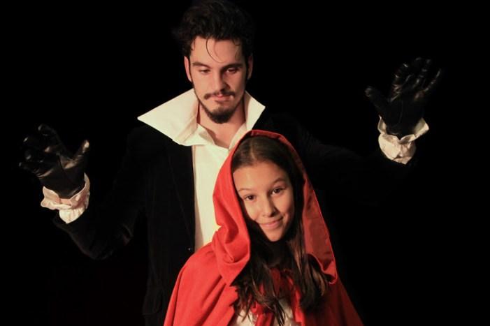Caperucita Roja El musical en el Teatro Galileo