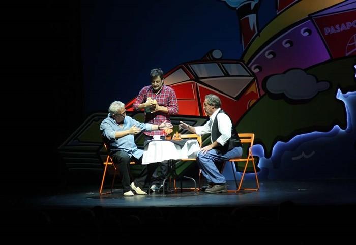 LEO HARLEM HASTA AQUÍ HEMOS LLEGAO en el Teatro Infanta Isabel