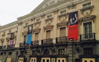 5 obras que no te puedes perder en el Teatro Español en 2015
