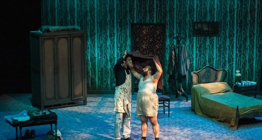 PULGARCITO de Teatro Paraíso en el Teatro de la Comedia