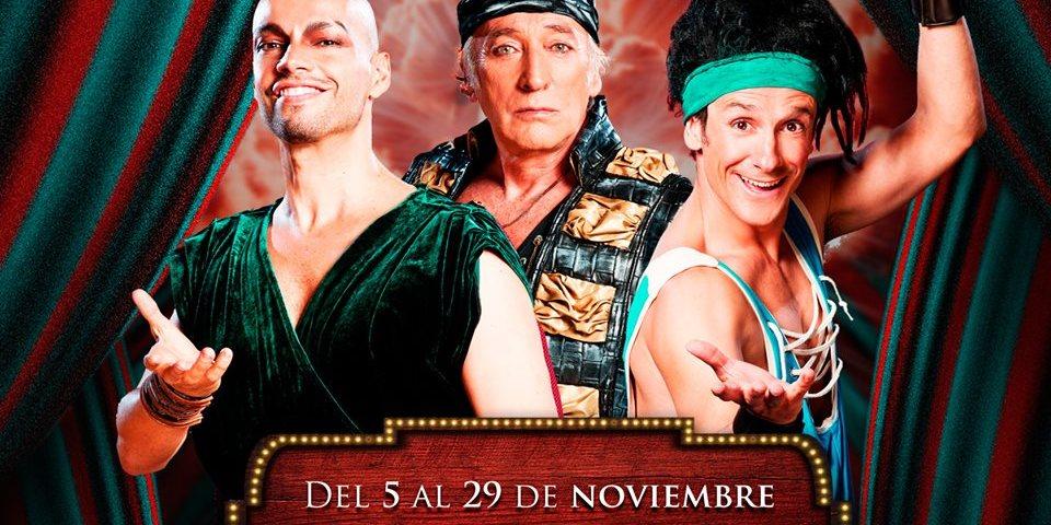 HÉRCULES, EL MUSICAL en el Teatro La Latina