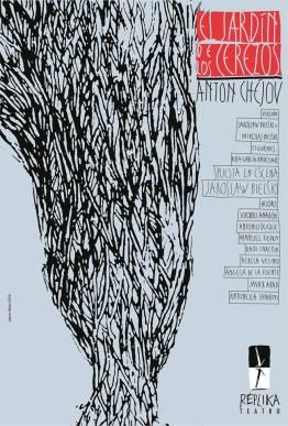 EL JARDÍN DE LOS CEREZOS de Anton Chéjov en Réplika Teatro
