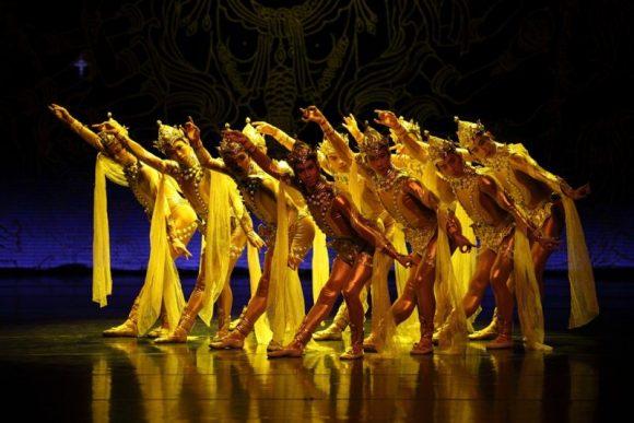 BALLET SHANGRI-LA en el Teatro Nuevo Apolo