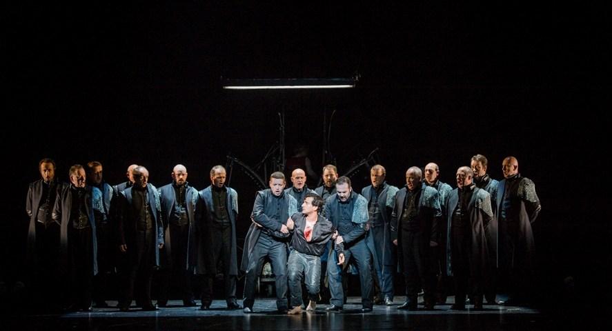 Roberto Devereux Donizetti en el Teatro Real