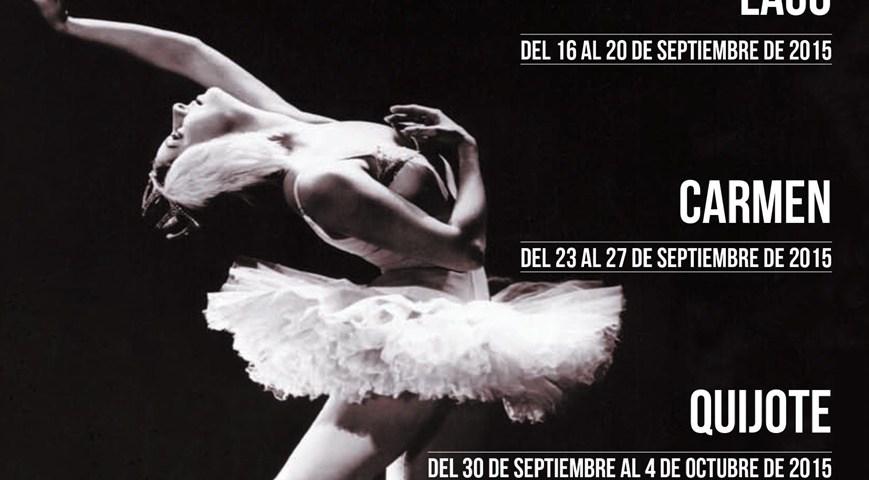 Ballet Nacional de Cuba en los Teatros del Canal