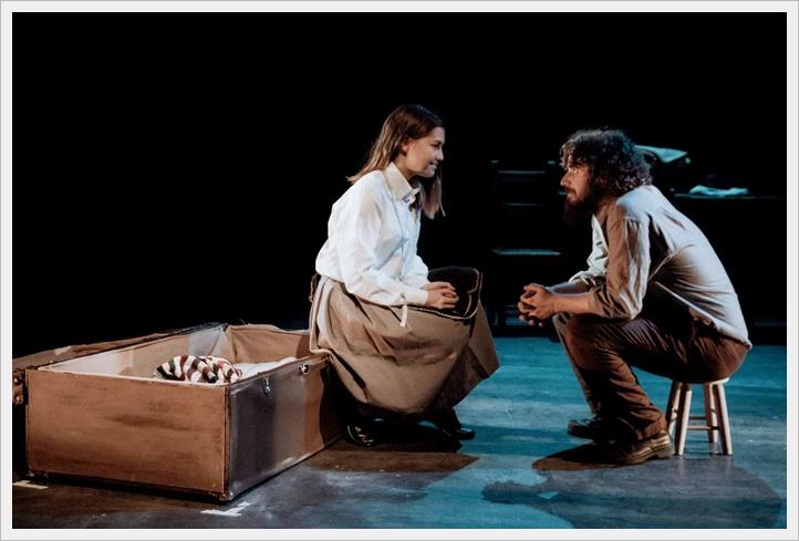 VOTO DE SILENCIO de Verónica McLoughlin en el Teatro Guindalera