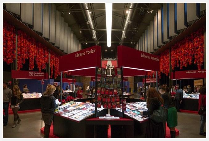 XVI Salón Internacional del Libro Teatral