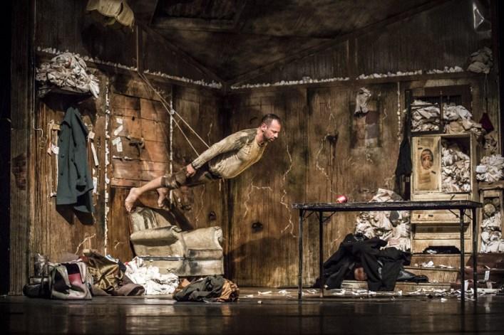 EL CÍNICO de Chevi Muraday en el Teatro Español