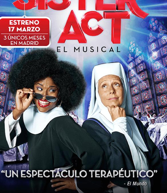 SISTER ACT El Musical