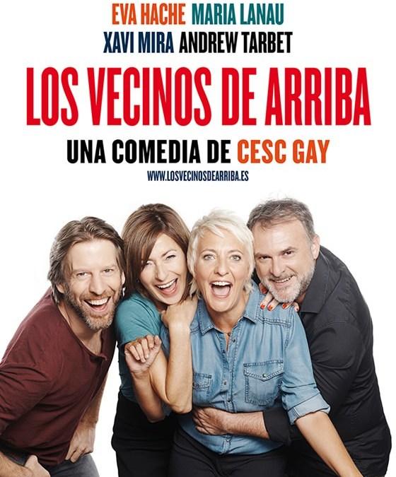 LOS VECINOS DE ARRIBA, Teatro Bellas Artes