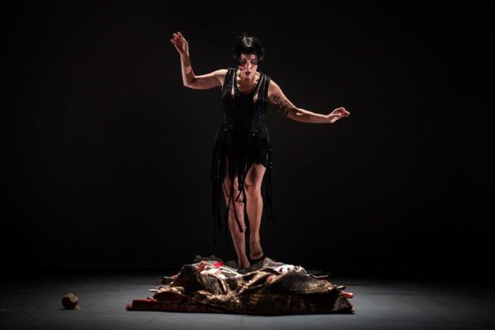 RESILIENCIA DE AMOR en el Teatro Español