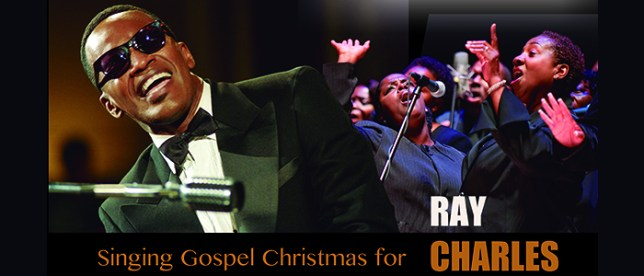THE VOICES OF JUBILATION. Singing Gospel Christmas for Ray Charles