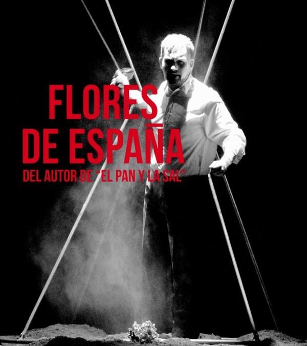 FLORES DE ESPAÑA en el Teatro del Barrio