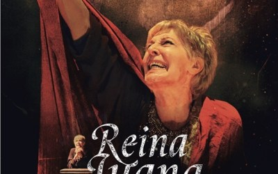 Concha Velasco es REINA JUANA, en el Teatro de La Abadía