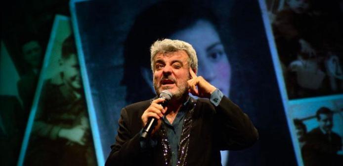 EN MIS TRECE con Millán Salcedo en el Teatro Nuevo Apolo