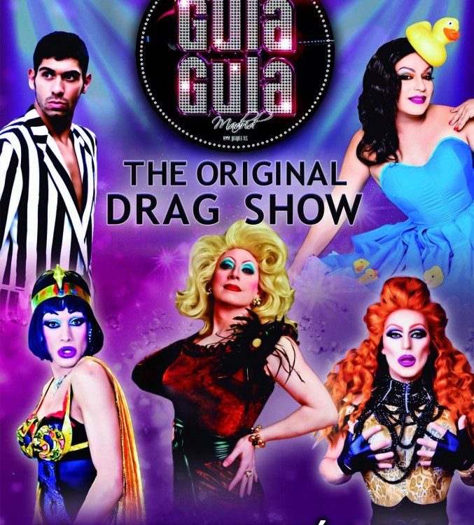 PLANES CON DOLLY DRAG EN MADRID