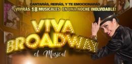 VIVA BROADWAY en el Teatro Calderón