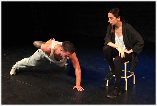 ¡Corre! en el Teatro Galileo
