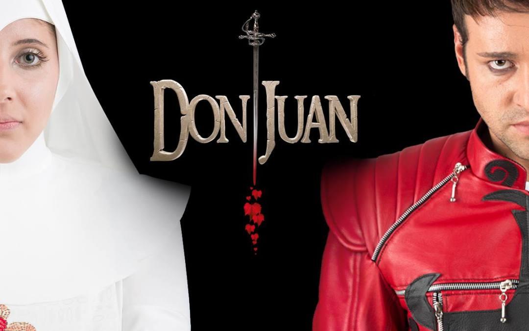 """Te invitamos a ver """"DON JUAN, El Musical"""" (cerrado)"""