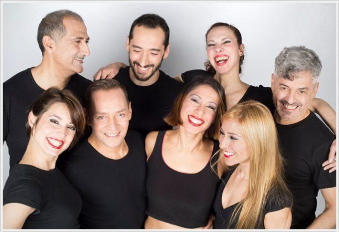 TANGO CLUB, El espectáculo en el Teatro Amaya