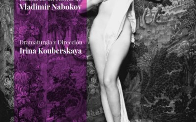 LA MIRADA DE EROS de Irina Kourberskaya
