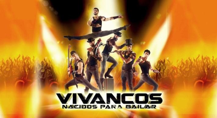 VIVANCOS NACIDOS PARA BAILAR en el Teatro Nuevo Apolo