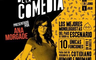 """Te invitamos a la primera grabación de """"EL CLUB DE LA COMEDIA"""" (Cerrado)"""