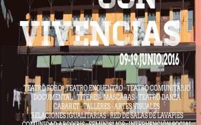 II Edición del Festival Con-Vivencias