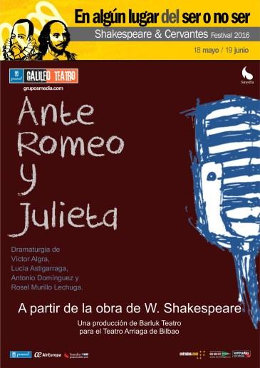 Ante Romeo y Julieta