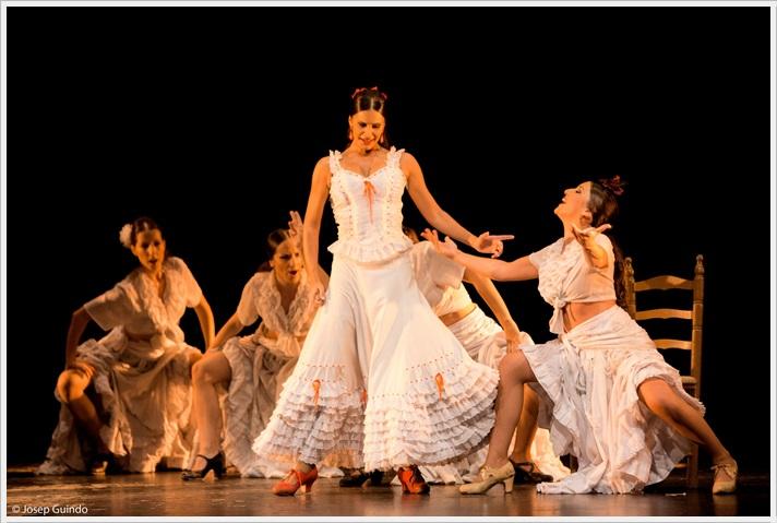 CARMEN de Bizet en el Teatro Nuevo Apolo