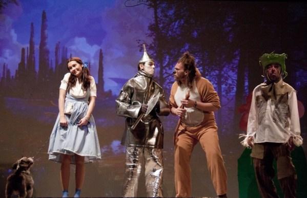 EL MAGO DE OZ en el Teseo Teatro