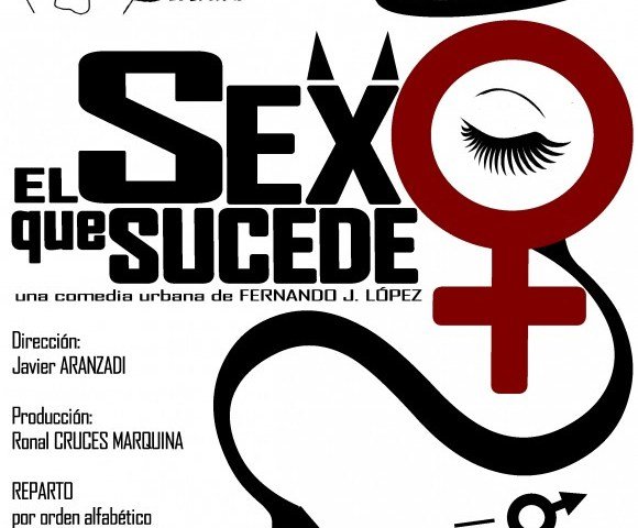 EL SEXO QUE SUCEDE en el Teatro Azarte