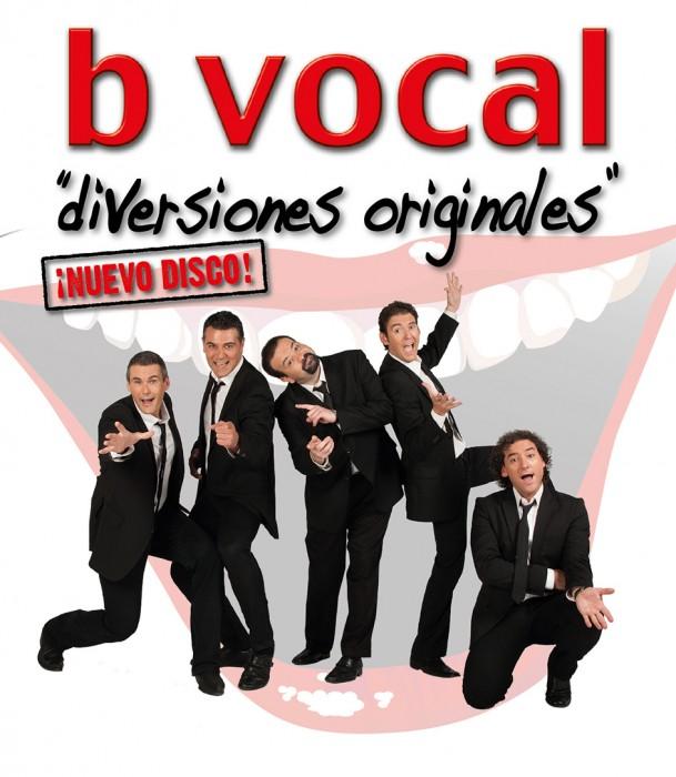 DIVERSIONES ORIGINALES en el Teatro Bellas Artes