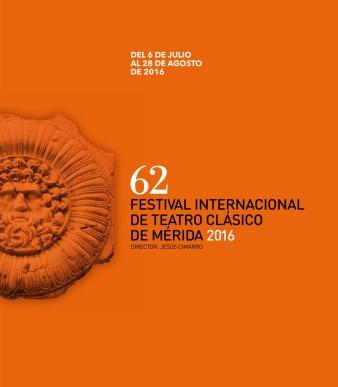 Festival Internacional de Teatro Clásico de Mérida 2016
