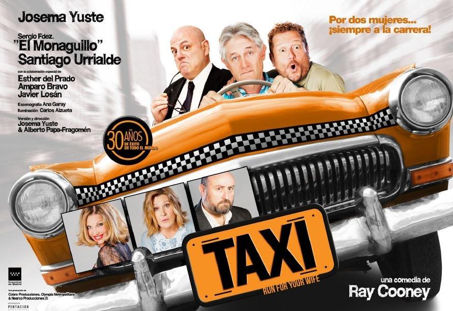 TAXI en el Teatro La Latina