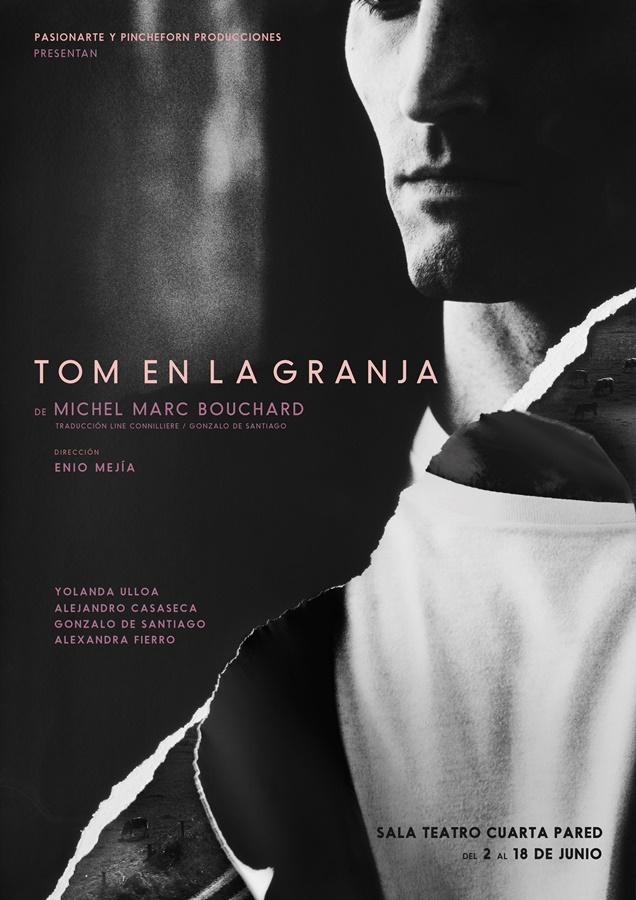 TOM EN LA GRANJA en el Teatro Cuarta Pared | Madrid Es Teatro