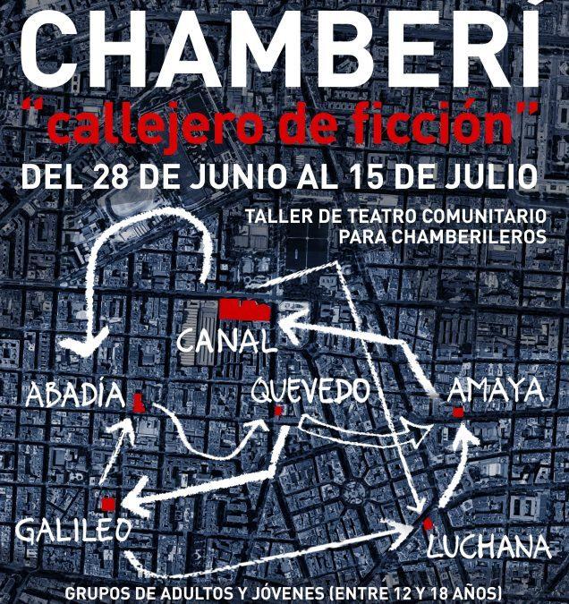 Escenario Chamberí
