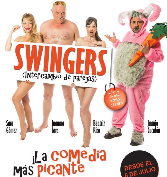SWINGERS Teatro Reina Victoria
