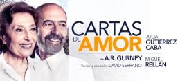 CARTAS DE AMOR en el Teatro Bellas Artes