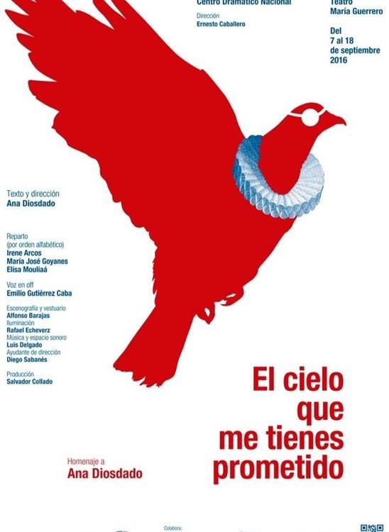 EL CIELO QUE ME TIENES PROMETIDO de Ana Diosdado en el Teatro María Guerrero