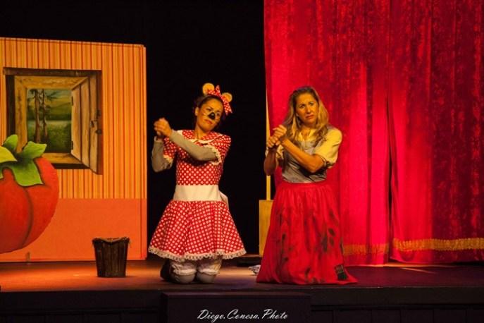 LA CENICIENTA en el Teatro Galileo
