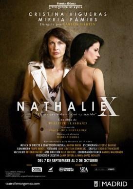 NATHALIE X en el Teatro Fernán Gómez